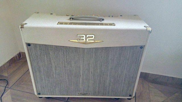 Amplificador Valvulado Crate Custom 2x12 - Foto 5