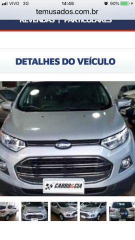 Ford ecosport 2.0 full 2014