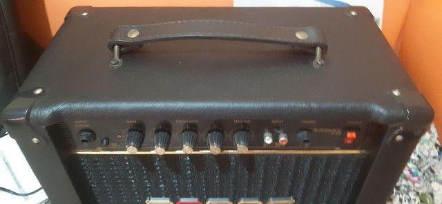 Amplificador Borne Vorax 630 25W - Foto 4