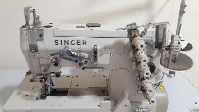 Vendo Máquina de Costura Galoneira 2754