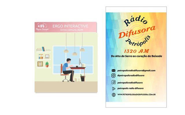Cartão de visita - Foto 6