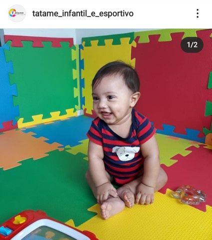 Tatame infantil NOVOS - descrição abaixo - Foto 2