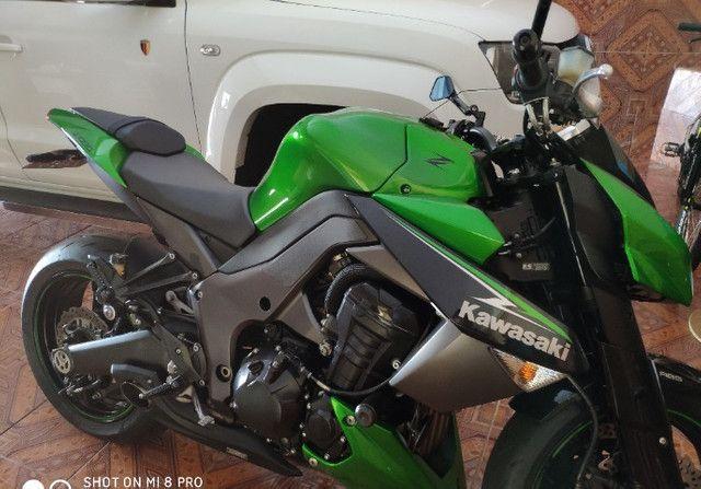 Kawasaki Z1000 ABS - Impecável - Foto 4