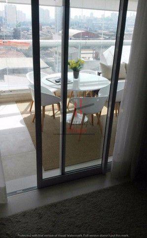 Apto Tatuapé 91 m2 (3 dorm 2 suites 2 Vagas Garagem Ampla Varanda Ótima Localização - Foto 3