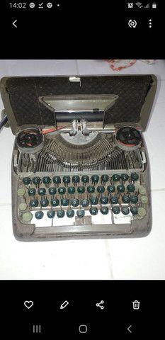 Máquina datilografica  - Foto 4
