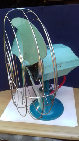Ventilador GE Azul - Foto 3