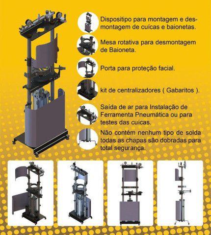 Prensa e bancada - Foto 3