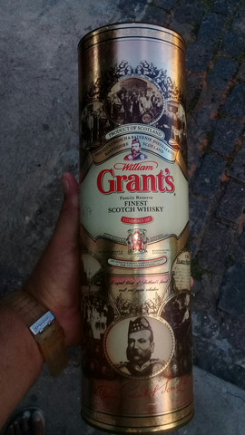 Whisky william Grant's pra vender.  - Foto 2
