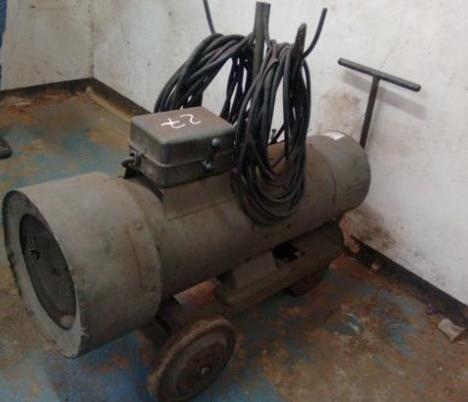 Máquina de Solda Gerador Trifásica Bambozzi