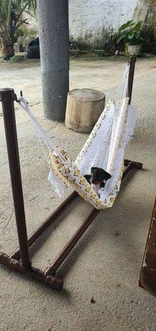 Linda Rede de Dormir  Para Pets, Gatos, Bonecas - Foto 6