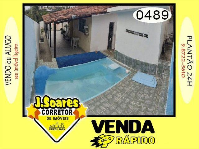 Castelo Branco, Esquina, 3 qts, st, piscina, 400.000, Venda, Casa, João Pessoa