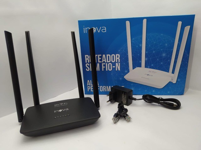 Roteador wireless - Foto 2