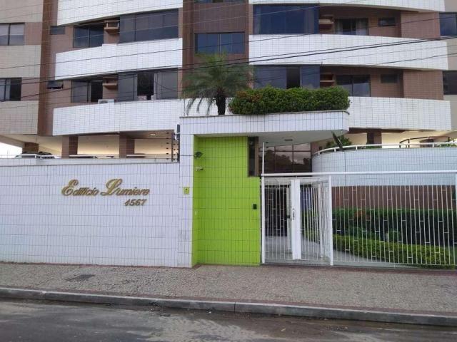 Apartamento com 3 dormitórios para alugar, 127 m² por R$ 2.350,00 - Jóquei - Teresina/PI - Foto 2