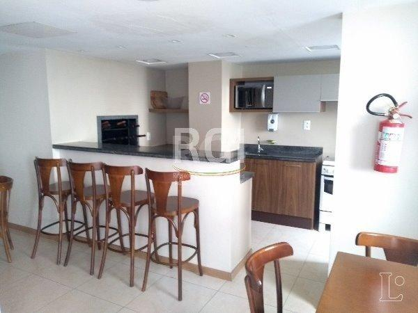 Apartamento à venda com 2 dormitórios em Camaquã, Porto alegre cod:LU432067 - Foto 19