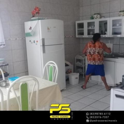 Casa com 3 dormitórios à venda, 158 m² por R$ 600.000 - Jardim Cidade Universitária - João - Foto 4
