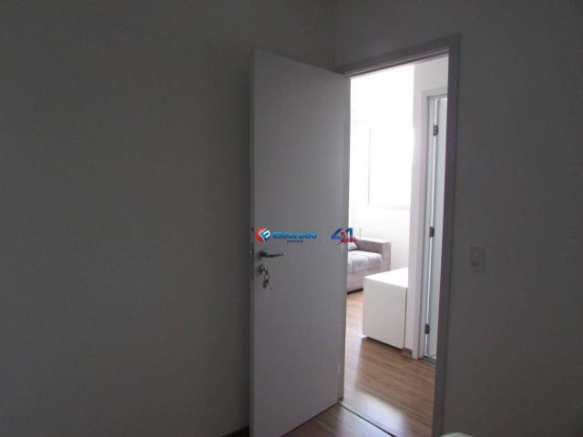 Apartamento com 2 dormitórios para alugar, 50 m² por R$ 750,00/mês - Parque Yolanda (Nova  - Foto 9