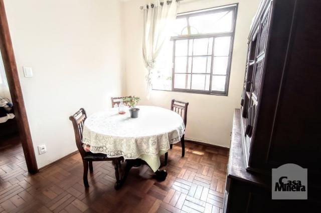 Apartamento à venda com 3 dormitórios em Caiçaras, Belo horizonte cod:275002 - Foto 4