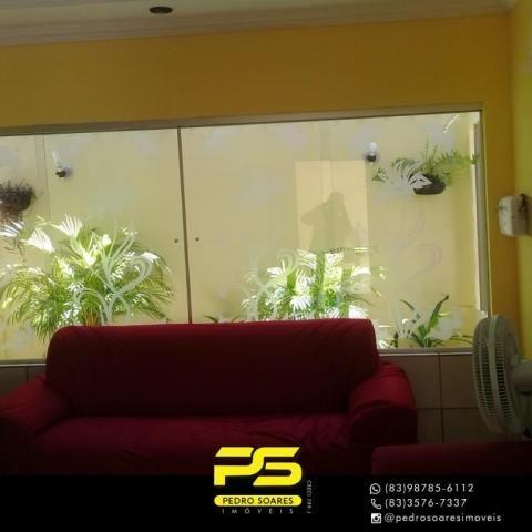 Casa com 3 dormitórios à venda, 158 m² por R$ 600.000 - Jardim Cidade Universitária - João - Foto 10