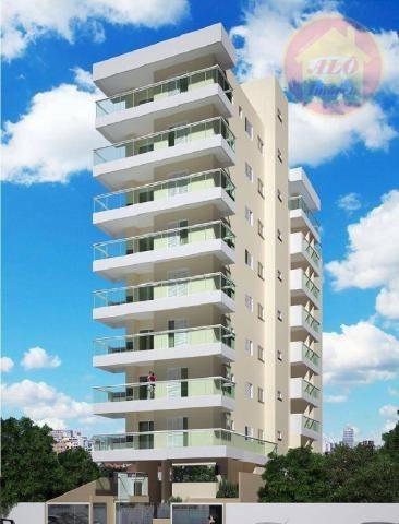 Apartamento à venda, 84 m² por R$ 370.000,00 - Tupi - Praia Grande/SP - Foto 7