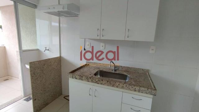 Apartamento para aluguel, 1 quarto, 1 vaga, Centro - Viçosa/MG - Foto 4
