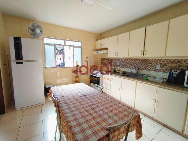 Apartamento à venda, 3 quartos, 1 suíte, 2 vagas, Centro - Viçosa/MG - Foto 12