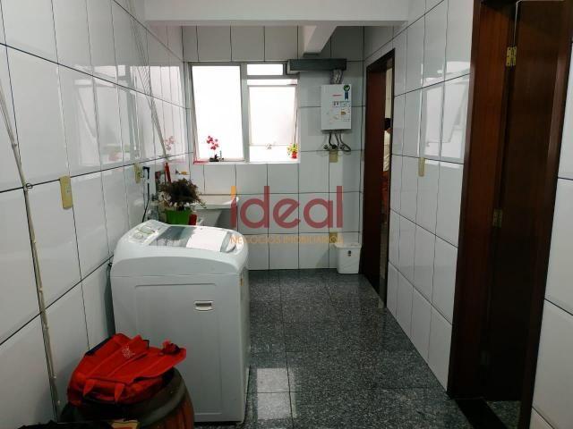 Apartamento à venda, 4 quartos, 2 vagas, Centro - Viçosa/MG - Foto 16