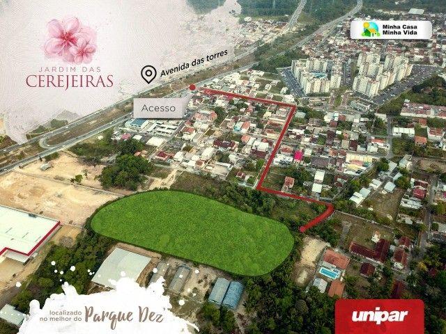 Parque Dez Tem Apartamento na planta ,2 e 3 dormitórios , financiado.  - Foto 8