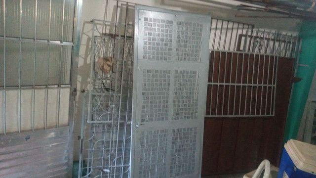 Grades e portões novos e usados  - Foto 2