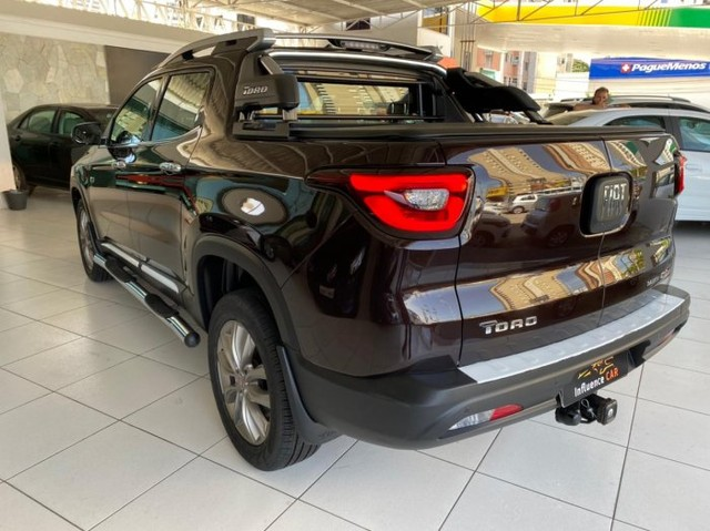 Fiat toro 2021 2.0 16v turbo diesel ranch 4wd at9 - Foto 6