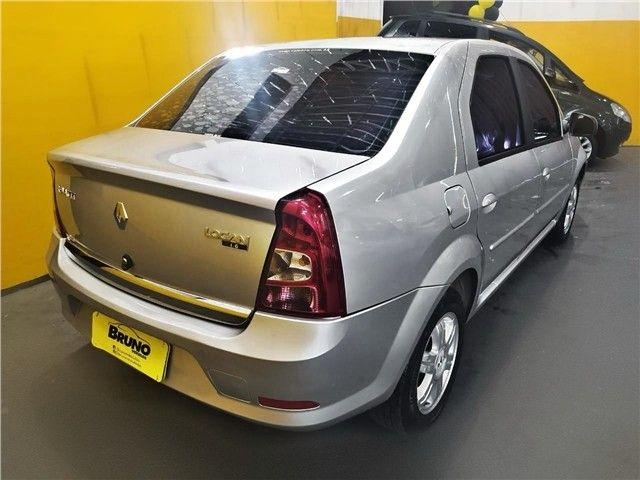 Renault Logan 2011 1.6 expression 8v flex 4p manual - Foto 5