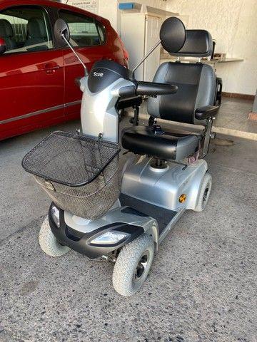 Scooter Elétrica motorizada Ottobock Scott X até 136kg - Foto 3