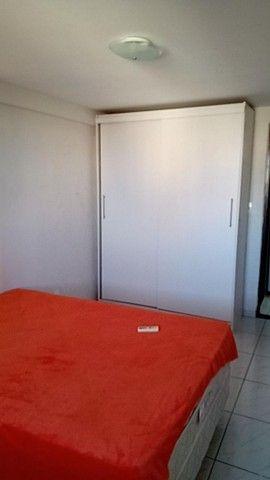 Flat mobiliado na melhor localizacao de tambau - Foto 2