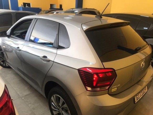 Volkswagen polo 2018 1.0 200 tsi highline automÁtico - Foto 16