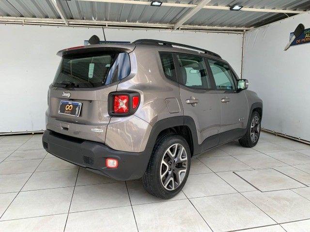 jeep renegade longitude 1,8  automatico 2019  km 37091 R$ 90.990,00 - Foto 4