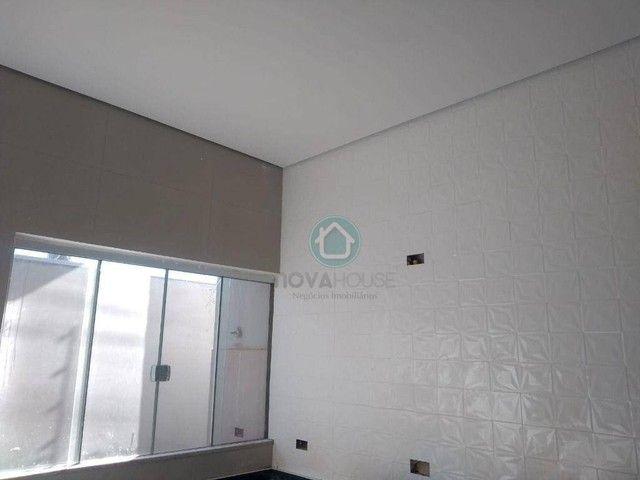 Casa com 3 dormitórios à venda, 86 m² por R$ 400.000,00 - Jardim América - Campo Grande/MS - Foto 9