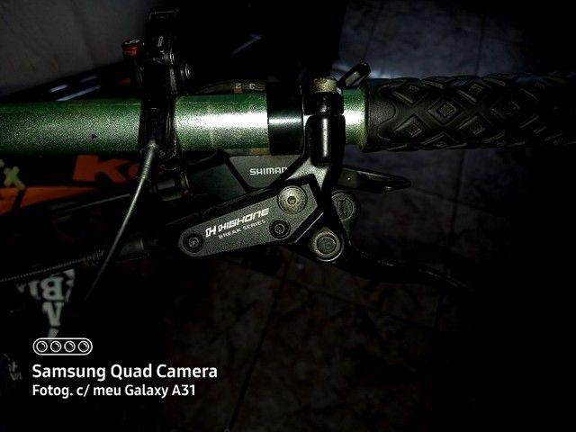 Bike kode aro 29 documentada unico dono  - Foto 2