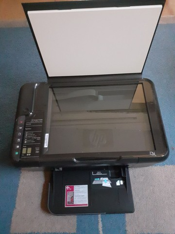 Impressora HP Deskjet multifuncional  - Foto 4