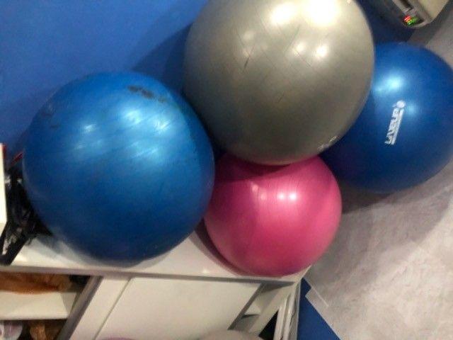 Bola de pilates nova promoção  60 reias  - Foto 5