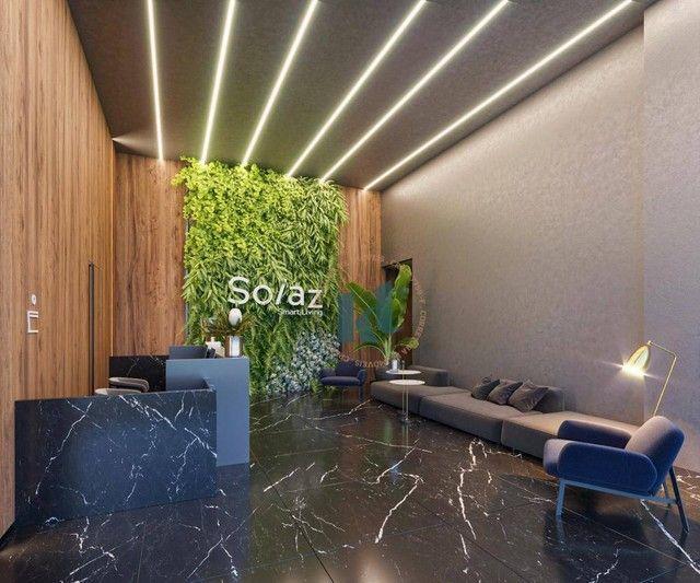 Flat com 1 dormitório à venda, 20 m² por R$ 145.235,00 - Manaíra - João Pessoa/PB - Foto 6