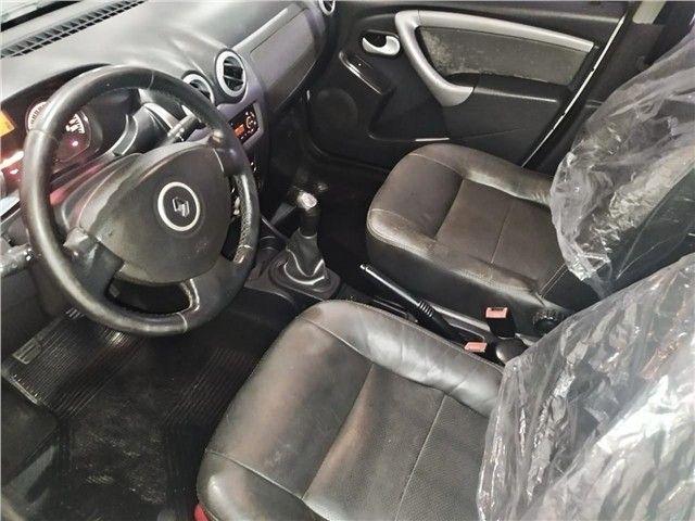 Renault Logan 2011 1.6 expression 8v flex 4p manual - Foto 10