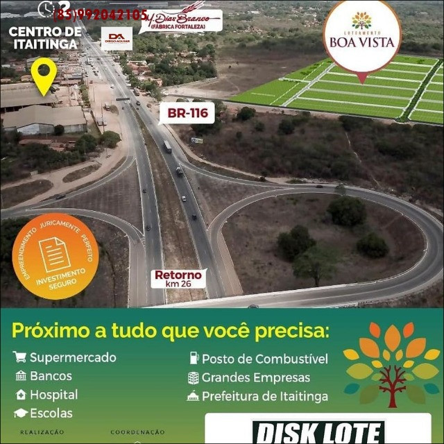 Loteamento Boa Vista !! - Foto 7