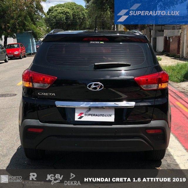 Hyundai Creta 1.6 Attitude AT6 2019 - Foto 6