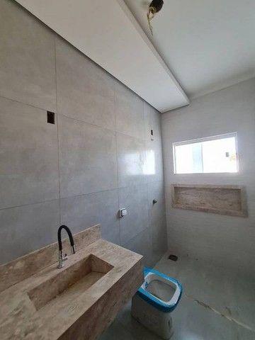 Lindíssima Casa Nova com Amplo Terreno  Bairro Seminário - Campo Grande - MS - Foto 4