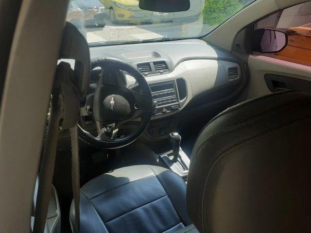 Spin 2014 automática ex taxi !!  Carro filé  - Foto 5
