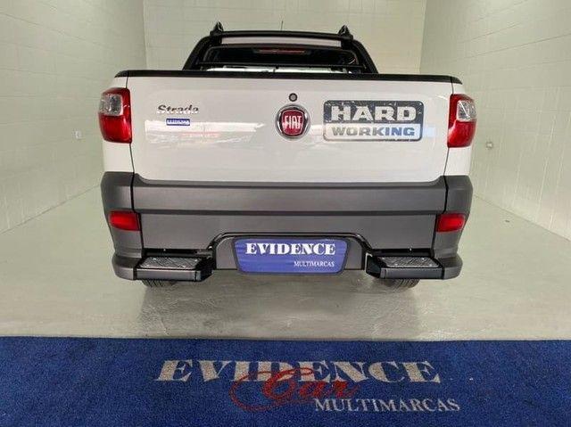 Fiat STRADA 1.4 MPI HARD WORKING CE 8V FLEX 2P MANUAL - Foto 5