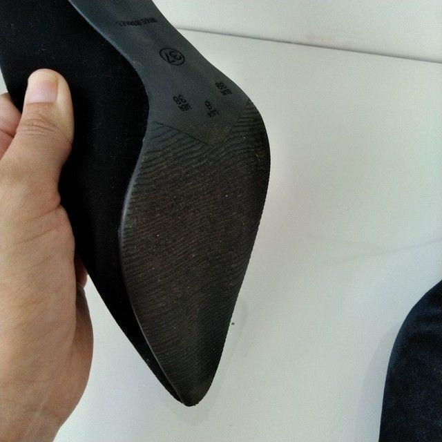 Sapato scarpin n° 37 - Foto 3