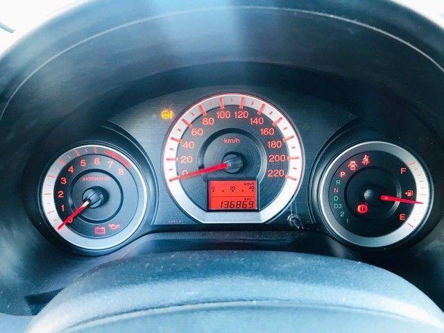 Honda City EX 1.5 Flex 4P. Automático 2012 - Foto 13
