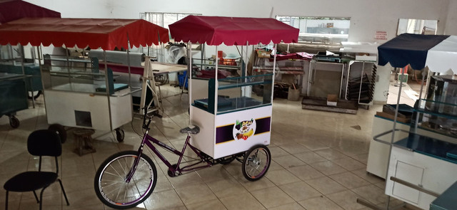 Food Bike, Carrinho de Açaí e Hot dog - Foto 4