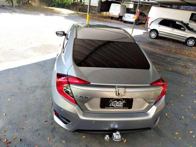 Honda Civic Exl CVT 2.0-2017 - Foto 4