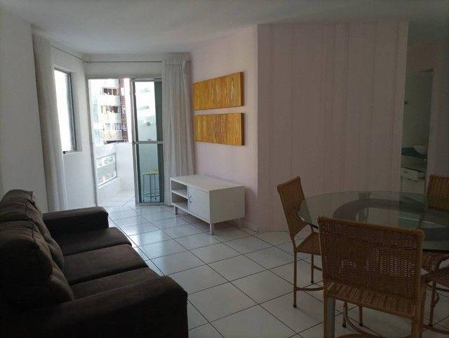 Beira mar , apartamento quarto e sala mobiliado na jatiuca mínimo seis meses - Foto 3